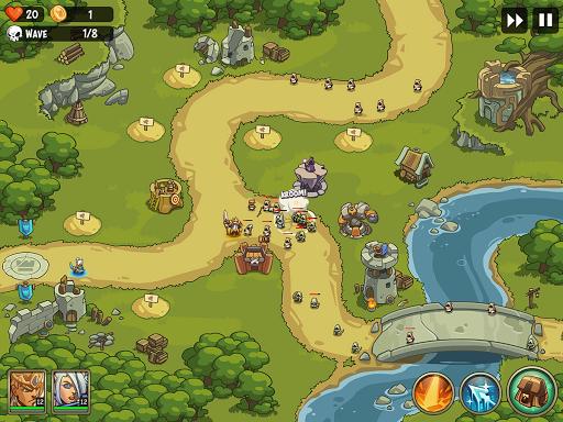 Empire Warriors TD: Defense Battle (Tower Defense) (Unreleased)  screenshots 8