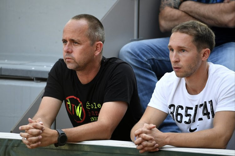 Olympisch kampioene schuift Belgische coach Philippe Dehaes aan de kant