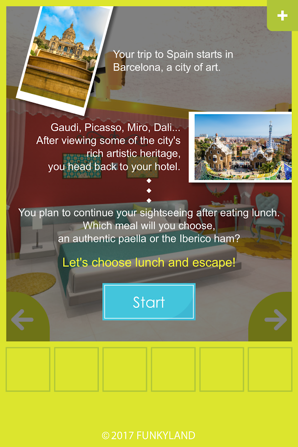Escape a Spanish Hotel- screenshot