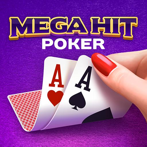 Mega Hit Poker: Texas Holdem massive tournament 1.27.0 APK MOD