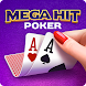Mega Hit Poker: Texas Holdem massive tournament