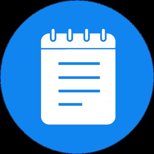 Schedule Note - Lockscreen & Calendar Reminders Icon