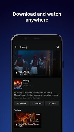 Hotstar mod apk for ipl screenshot 2