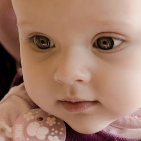 by Aleksandar Milosavljević - Babies & Children Children Candids ( face, baby, eyes )
