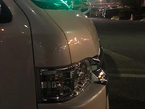 ハイエースワゴン TRH219W 令和元年 ワゴンGL 4WDのカスタム事例画像 Naoyaさんの2019年10月13日21:57の投稿