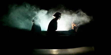 Photo: A csónakban