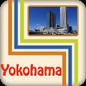Yokohama Offline  Travel Guide icon