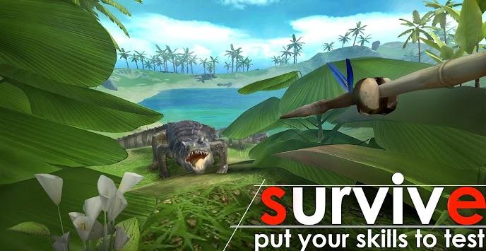 Survival Island: Evolve – Survivor building home