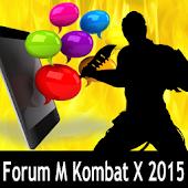 Forum For Mortal Kombat X