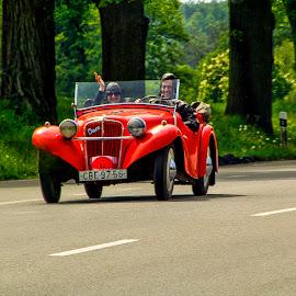 by Michal Valenta - Transportation Automobiles (  )