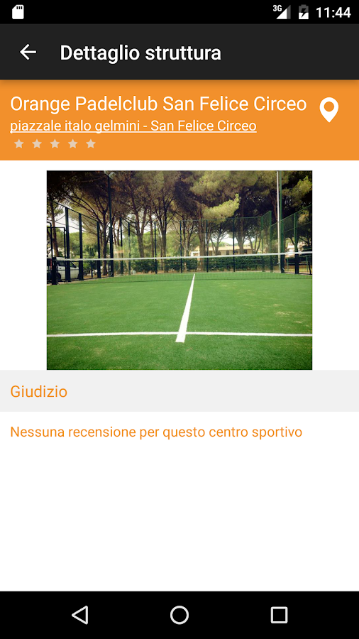 Orange Futbolclub- screenshot