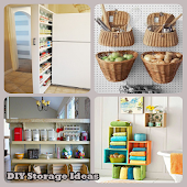 DIY Storage Ideas