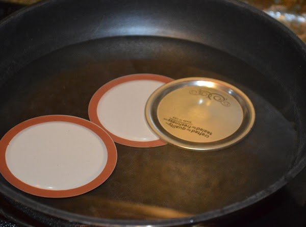 in a small sauce pan boil about 2 c of water and remove from...