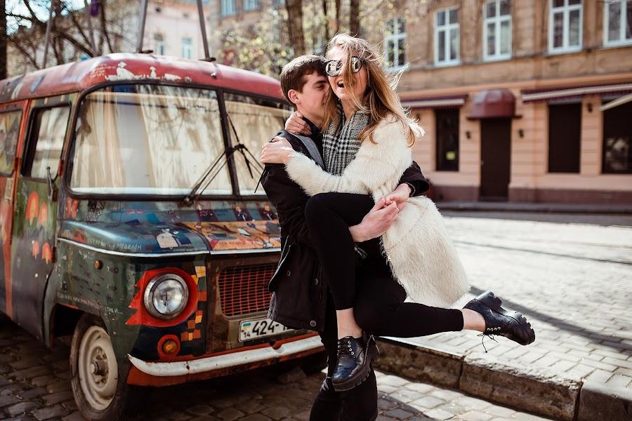 Wedding photographer Violetta Nagachevskaya (violetka). Photo of 13.05.2017