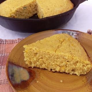 Jalapeno Creamed Cornbread