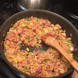 Fried Rice and rice basics