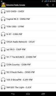 Edmonton Radio, Canada - náhled