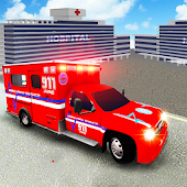 City Ambulance Driving & Rescue Mission Game 2017