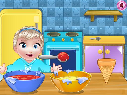 玩免費休閒APP|下載烹饪自制冰淇淋 app不用錢|硬是要APP