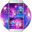 Galaxy2 Starry Keyboard Themes icon