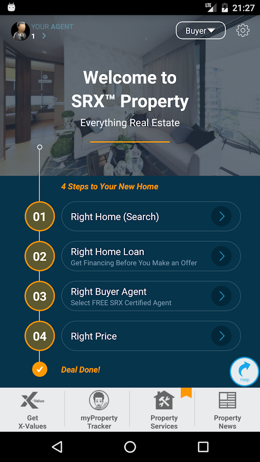 SRX Property- screenshot