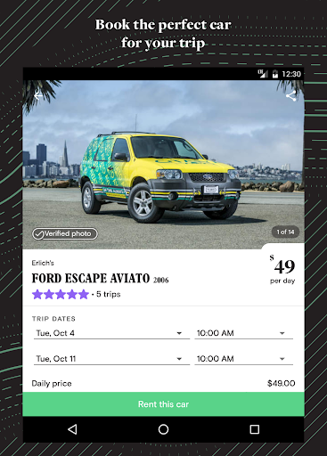 Turo - Better Than Car Rental Apk apps 9