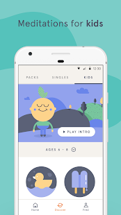Headspace: Guided Meditation & Mindfulness- スクリーンショットのサムネイル