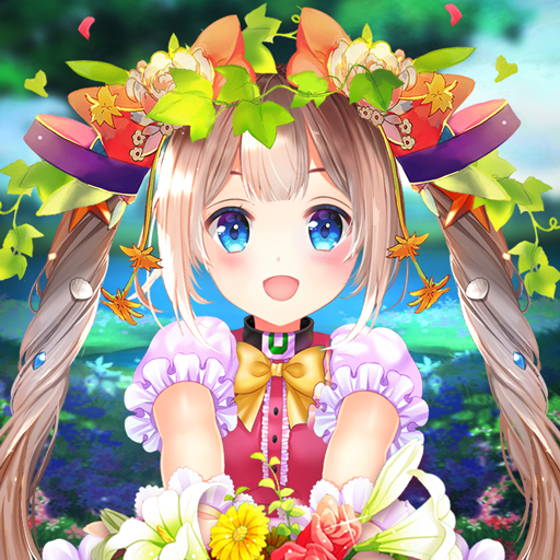 👗👒Garden & Dressup - Flower Princess Fairytale