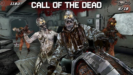 Call of Duty:Black Ops Zombies [Dinheiro Infinito] 10