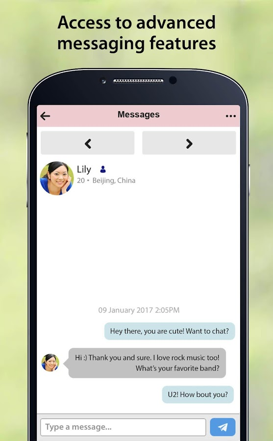 ChinaLoveCupid - Chinese Dating App- screenshot