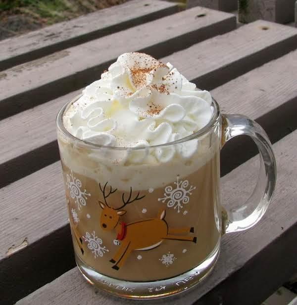 Eggnog Coffee (non-alcoholic) Recipe