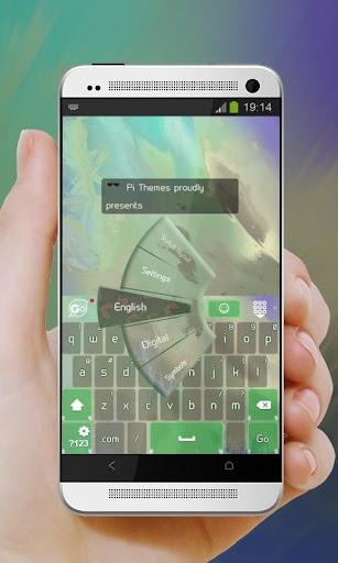 玩免費個人化APP|下載鴿子的羽毛 GO Keyboard app不用錢|硬是要APP