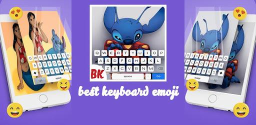 lilo and stitch keyboard theme on Windows PC Download Free