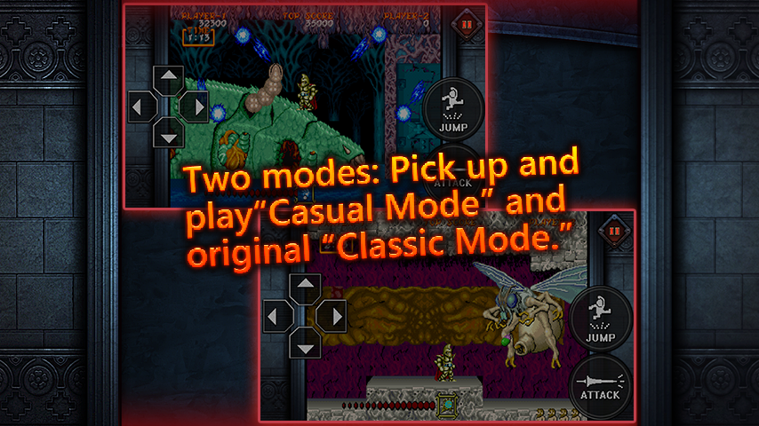 Ghouls'n Ghosts MOBILE 1.00.00