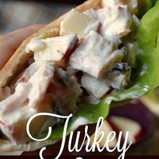 Turkey & Apple Salad.