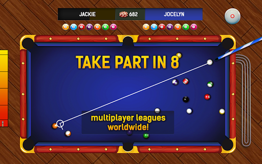 Pool Clash: 8 Ball Billiards & Top Sports Games modavailable screenshots 6