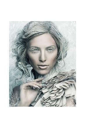 Ögonfransar, stargirl ice strass