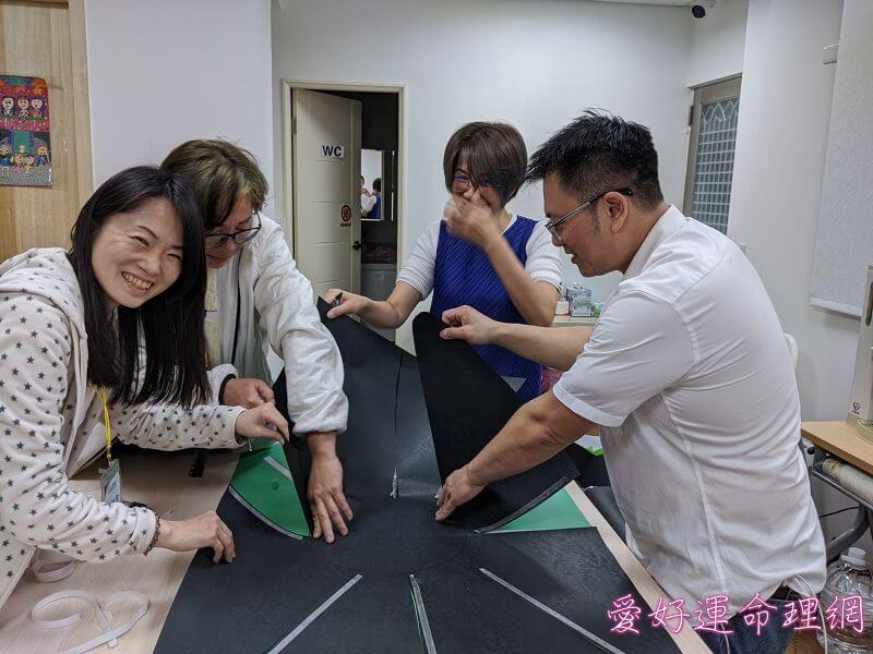 學員製作聚寶盆準備補財庫 3