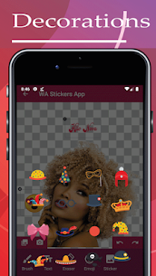 WA Stickers – Latest All Stickers App 6