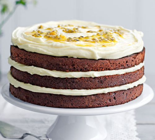 10 best passion fruit cake recipes forumfinder Image collections