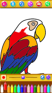 Animal Coloring - Finger Paint - náhled