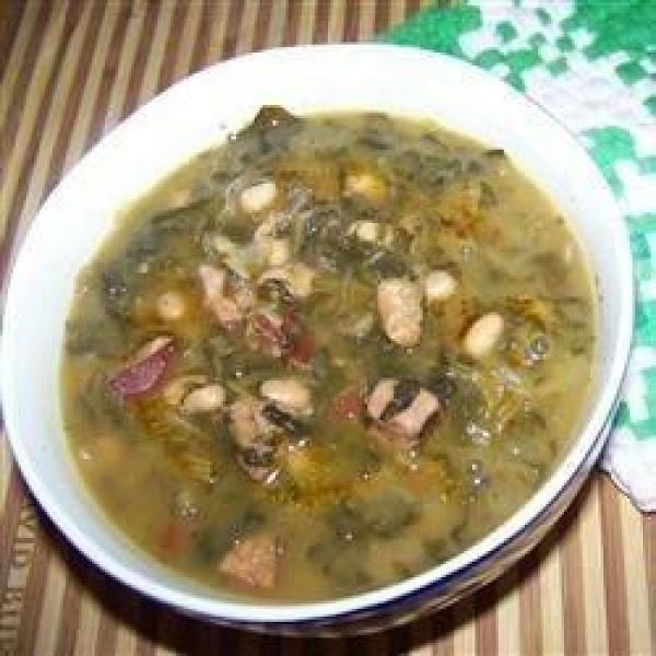 Swamp Soup Recipe