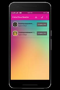 Inst Dwonloader - Photo & Video - náhled