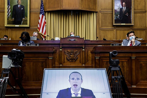 US wants to 'level the playing field' with Big Tech antitrust shakeup