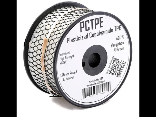 Taulman Natural PCTPE - 2.85mm (1lb)