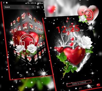 Love Heart Launcher Theme 5