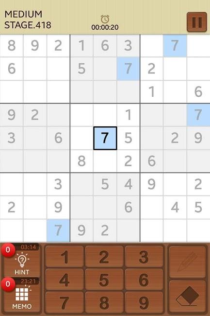 #2. Sudoku Mania (Android)