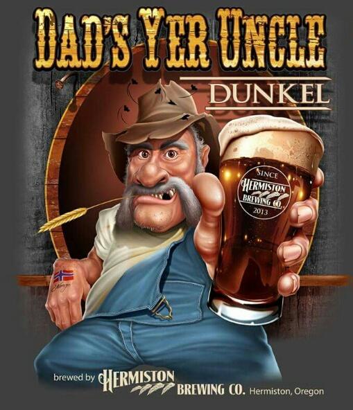 Logo of Dad's Yer Uncle Dunkel