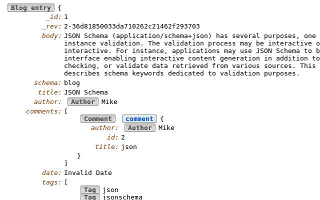 JSON Browser