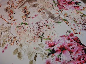 Photo: Ткань:Атлас стрейч натуральный шелк ш.140см.цена3 200руб.
